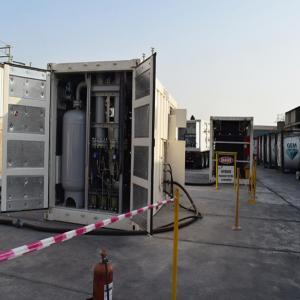 Offshore Nitrogen Membrane Unit