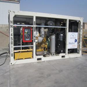 Feed Air Compressors