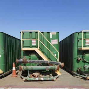 500 BBL Frac Tanks