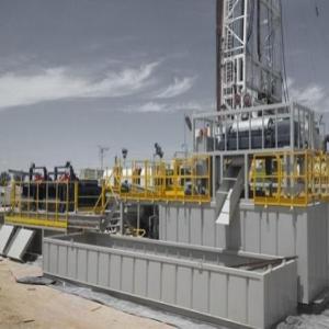 Drilling Fluids Waste Management